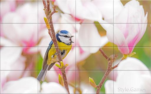 Sparrows Puzzle  screenshots 1