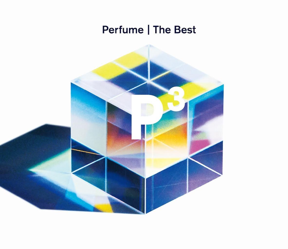 """[迷迷音樂] PerfumePerfume 主流出道15週年 首張精選輯《Perfume The Best """"P Cubed""""》台壓9/20發行"""