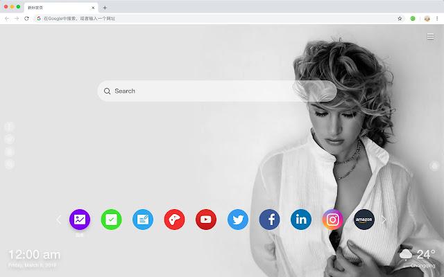 Kate Winslet Popular Stars HD New Tabs Themes