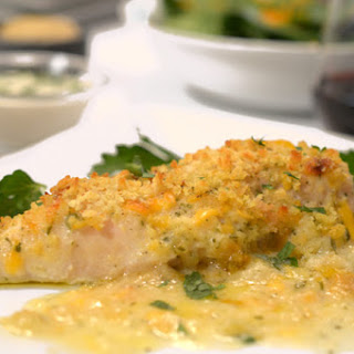 Crunchy Cheddar Ranch Chicken Breasts