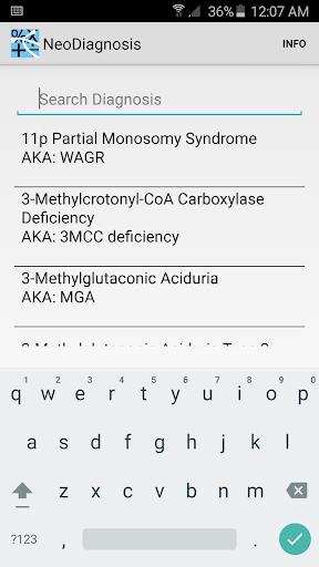 NeoDiagnosis