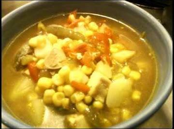 Diabetic Chicken Tortilla Soup Recipe