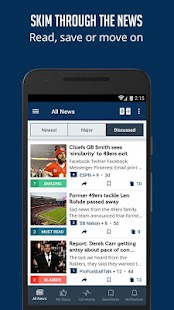 American Football News- screenshot thumbnail