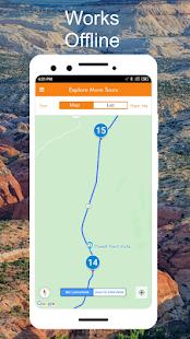 Download Grand Staircase Escalante Utah Driving Tour For PC Windows and Mac apk screenshot 5