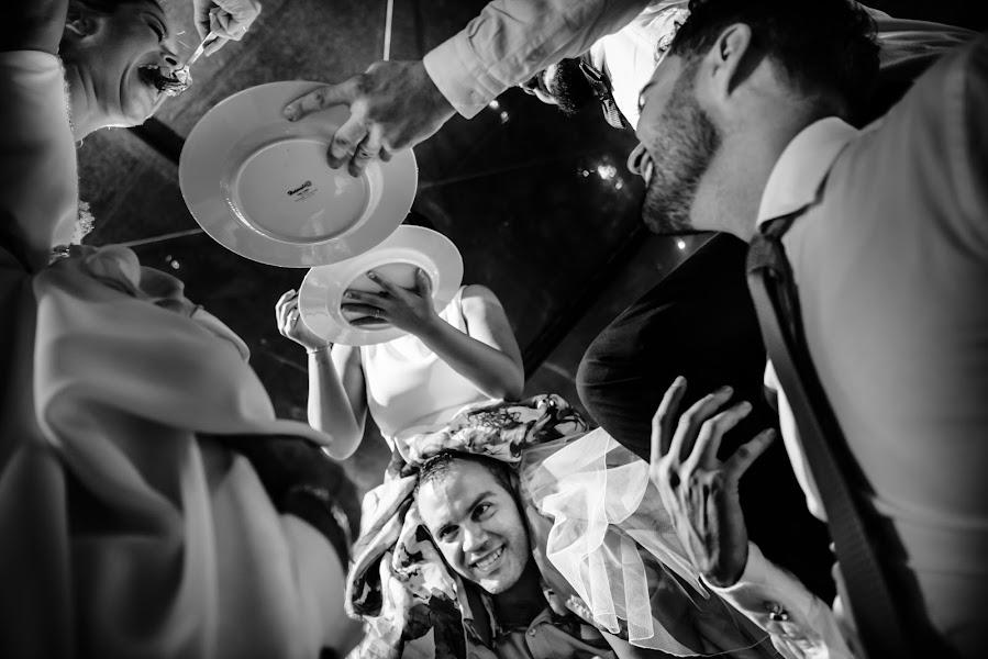 Wedding photographer Olmo Del Valle (olmodelvalle). Photo of 10.10.2018