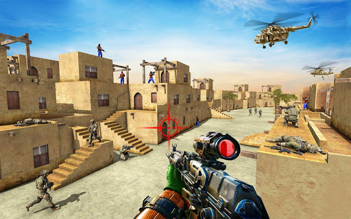 Counter Terrorist Shooting Strike-Commando Mission Apk 2
