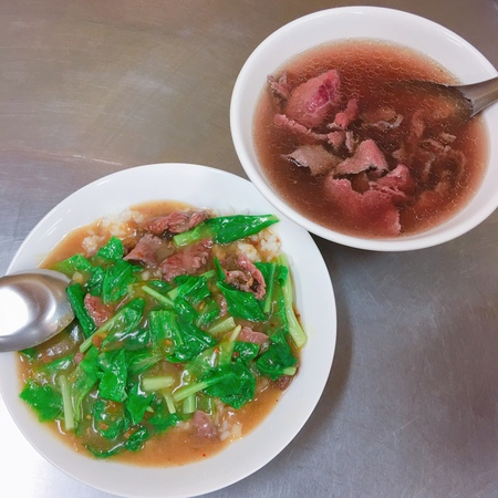 阿發牛肉湯