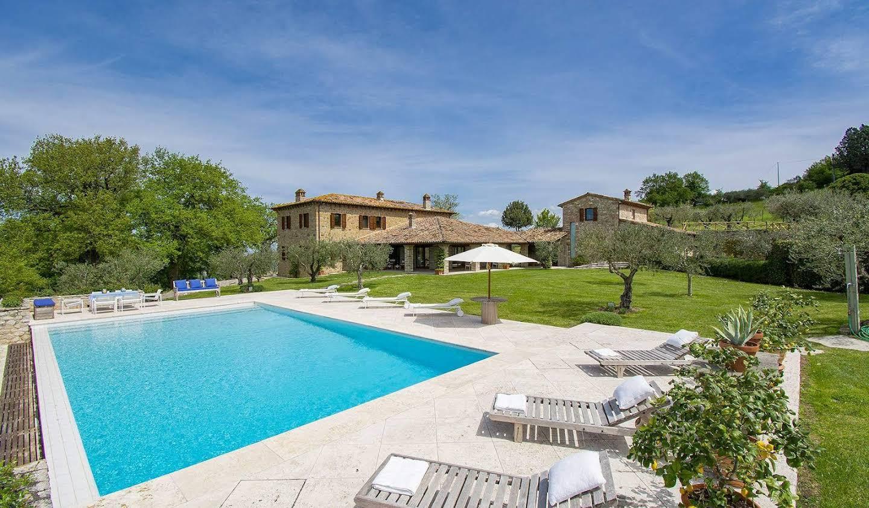 Villa avec jardin Vasciano