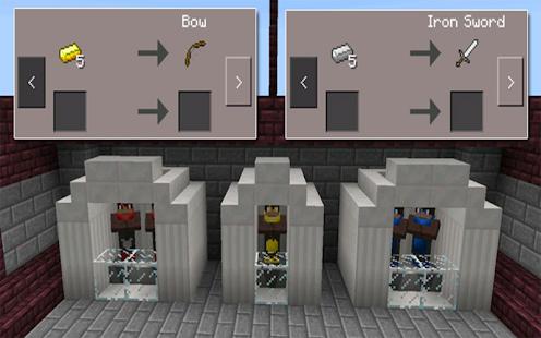 Egg Mini War Map For MCPE - náhled