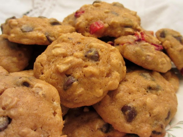 Drop by tablespoonful onto prepared pans. Bake for about 12 minutes or until lightly...