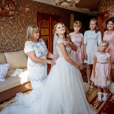Wedding photographer Olga Lysenko (olviya). Photo of 18.07.2017