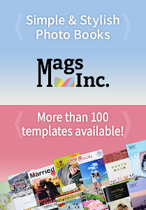 Mags Inc.[Collage+PhotoBook] screenshot 0