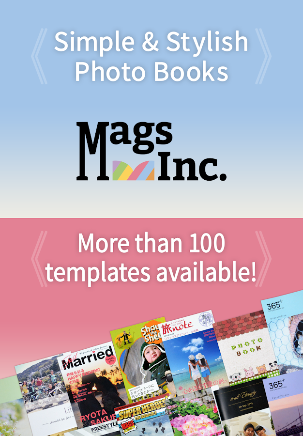 Mags Inc.[Collage+PhotoBook]- screenshot