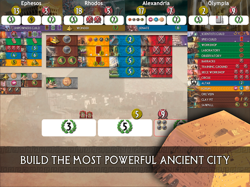 7 Wonders  screenshots 7