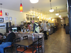 Photo: Our first mom & pop - Basel's Deli