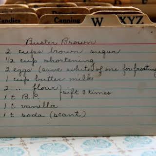 Sugar Busters Recipes.