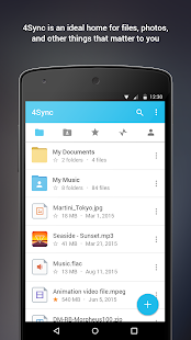 4Sync- screenshot thumbnail