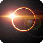 Eclipse Solar Live Wallpaper