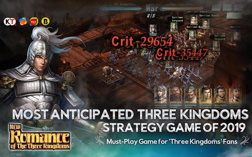 New Romance of the Three Kingdoms 2.1.0 screenshots 20