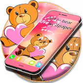 Teddy Bear Live Wallpaper