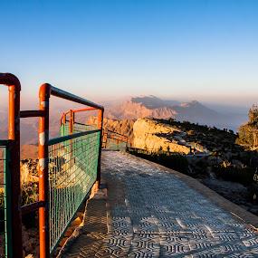 Gorakh Hill 5500ft. by Hanif Bhatti - Travel Locations Landmarks ( hill, wahi, juhi, sindh, gorakh, balochistan, dadu )