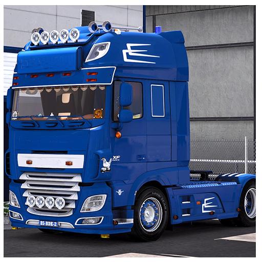 Real Driving American Trucks 2017