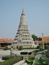 Photo: Phnom Penh, Stupa