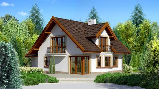 projekt Dom przy Cyprysowej 15
