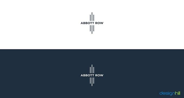 real estate logos abbot row