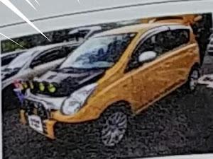 キャロル HB25S GS4 4WD HB25Sのカスタム事例画像 藍原独唯と7人の延珠さんの2018年06月01日22:52の投稿
