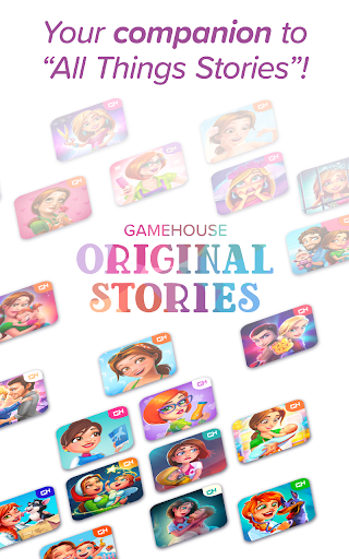 GameHouse Original Stories APK MOD – ressources Illimitées (Astuce) screenshots hack proof 1