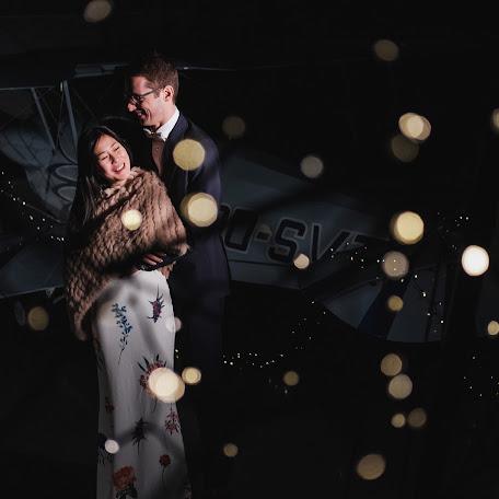 Wedding photographer Jonathan Debeer (iso800-Jonathan). Photo of 15.12.2017