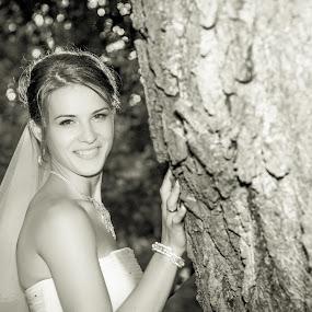 Alina3 by Iana Udrea - Wedding Bride ( bride )