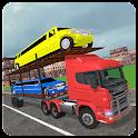 豪华轿车运输车卡车拖车 icon
