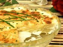 Gold Potato Pie Recipe