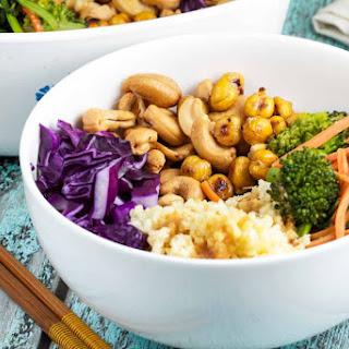 Stir Fry Zen Crunch Bowl