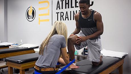 TLU Athletic Training