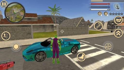 Spider Rope Hero Frog Ninja Strange Gangster Crime 1.2 4