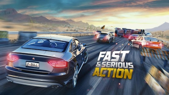 Road Racing: Highway Traffic & Furious Driver 3D- screenshot thumbnail
