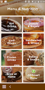 Dunkin' Donuts perks & rewards- screenshot thumbnail