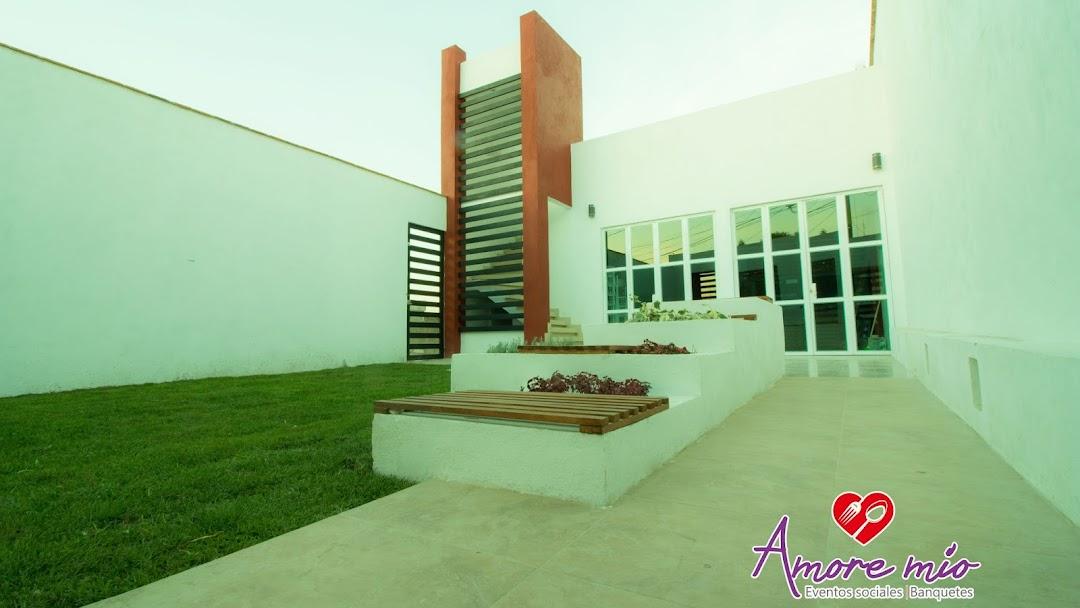 Amore Mio Salón Jardín Terraza Capacidad Para 120