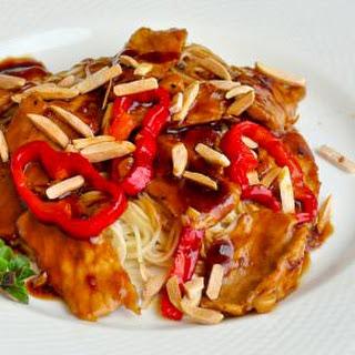 Kung Pao Pork with Almonds Recipe