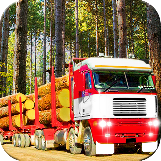 Heavy woods cargo game : extreme Monster Truck