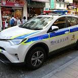 Macau - Police Car in Macau, , Macau SAR