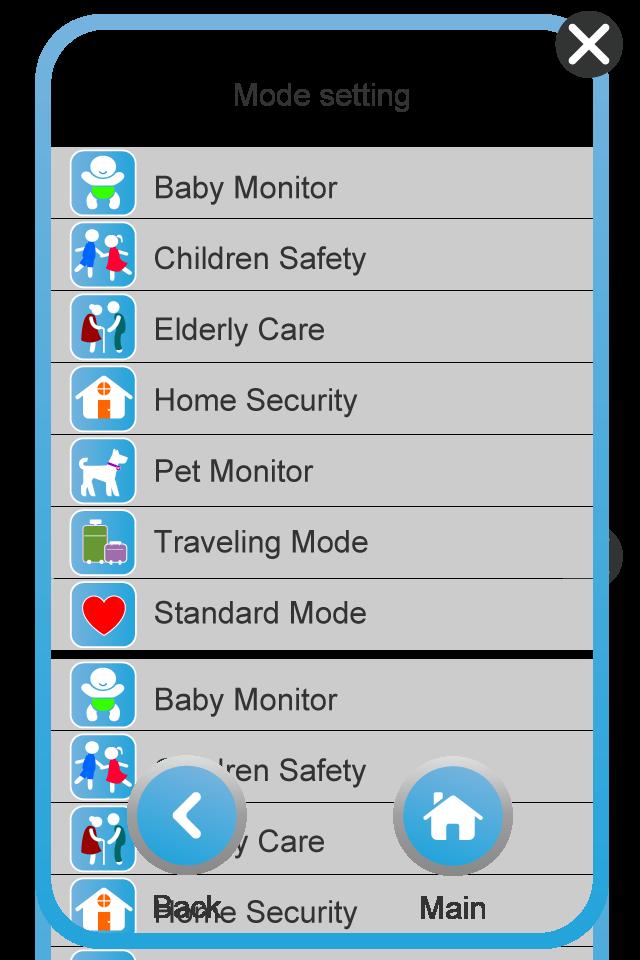 Скриншот OCam