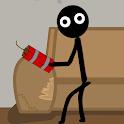 Stickman Dormitory Escape icon
