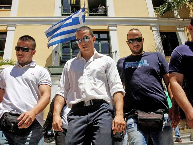 Photo: Greeks ask EU: why does Spain get a better deal?  Anti-austerity Syriza – expected winners of next week's election – demand bailout on Madrid's terms.  Read the full story at http://ind.pn/Lypixz Picture credit: Reuters