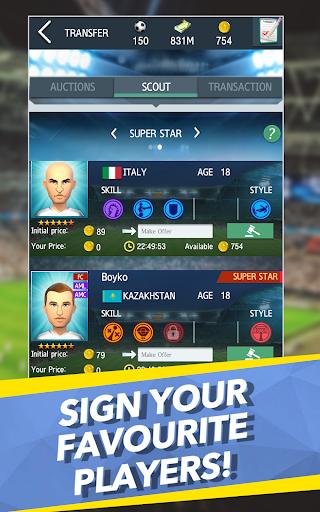 Top Football Manager 2020 apktram screenshots 15