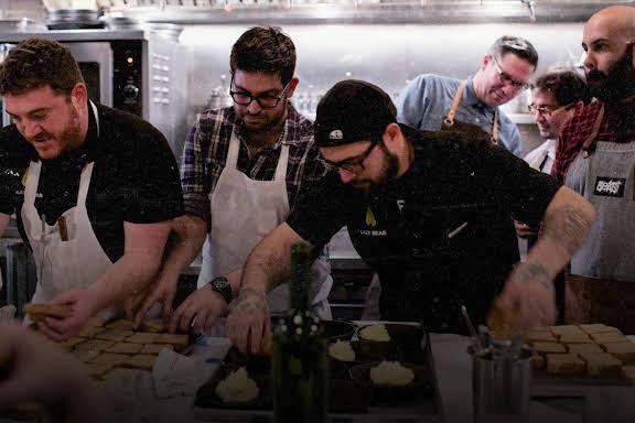 Indie Chefs Week NYC At Munchies Test Kitchen