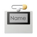 Name Tag Builder icon